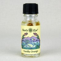 Vanilla Orange Herbal Oil Blend
