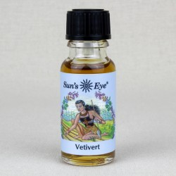 Vetivert Oil