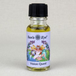 Vision Quest Mystic Blends Oil Tree of Life Journeys Reconnect with Yourself - Meditation, Law of Attraction, Spiritual Products