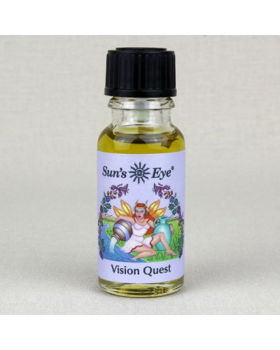Vision Quest Mystic Blends Oil at Tree of Life Journeys, Reconnect with Yourself - Meditation, Law of Attraction, Spiritual Products