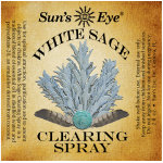 White Sage Clearing Spray Mist at Tree of Life Journeys, Reconnect with Yourself - Meditation, Law of Attraction, Spiritual Products