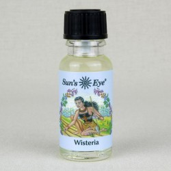 Wisteria Oil Blend Tree of Life Journeys Reconnect with Yourself - Meditation, Law of Attraction, Spiritual Products