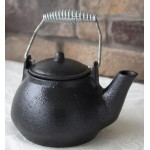 Cast Iron Tea Kettle at Tree of Life Journeys, Reconnect with Yourself - Meditation, Law of Attraction, Spiritual Products