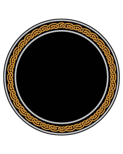 Celtic Knot Acrylic Scrying Mirror at Tree of Life Journeys, Reconnect with Yourself - Meditation, Law of Attraction, Spiritual Products