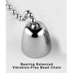 MAUS Stainless Steel Chamber Pendulum with Copper Energy Ring