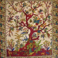 Tree of Life Single Tapestry