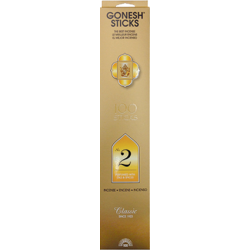 Gonesh Classic Collection - No 2 Incense Sticks Tree of Life Journeys Reconnect with Yourself - Meditation, Law of Attraction, Spiritual Products